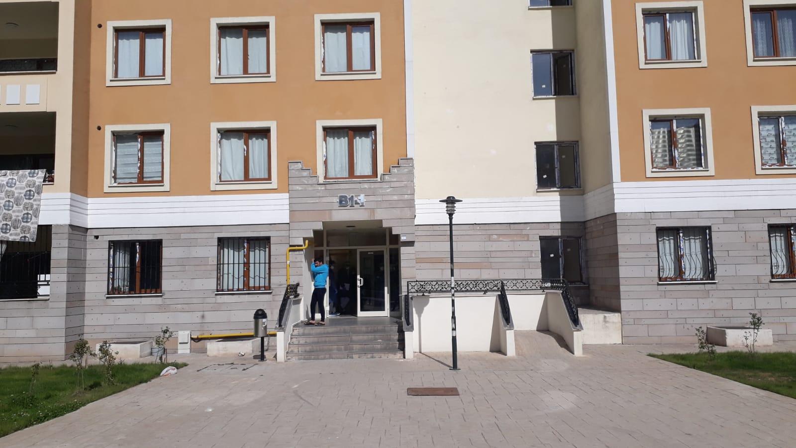 Şanlıurfa'da 8 Bina 1 Mahallede Karantina Uygulaması