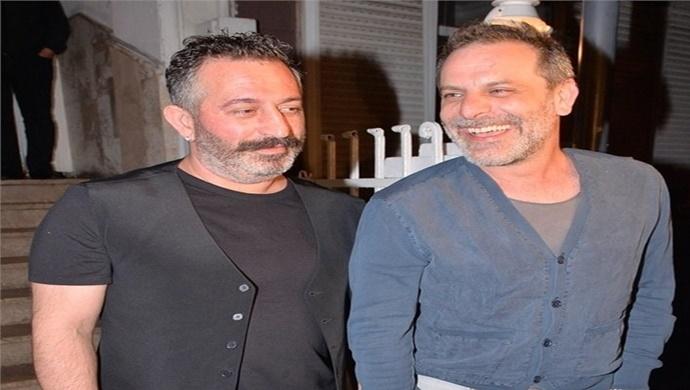 Cem Yılmaz'ın yakın arkadaşı oyuncu Ozan Güven