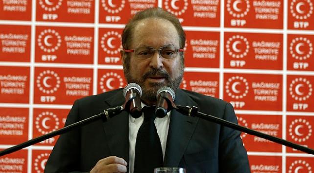 BTP Genel Başkanı  Baş, koronavirüsten öldü