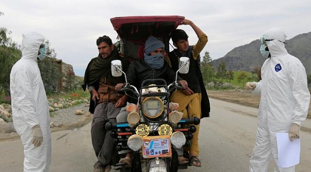 Afganistan'da, vaka sayısı bin 92 , ölü sayısı 36