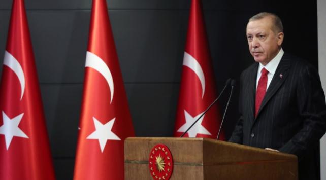 Erdoğan, Çanakkale Kara Savaşları mesajı