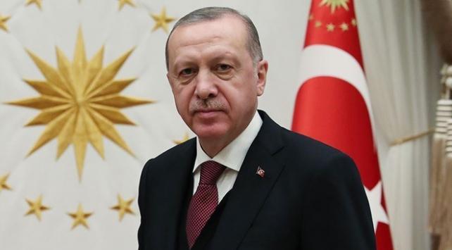 Cumhurbaşkanı Erdoğan, şehit ailesine başsağlığı