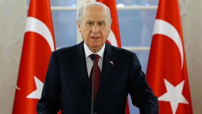 MHP Genel Başkanı Bahçeli, İçişleri Bakanı Soylu Açıklaması