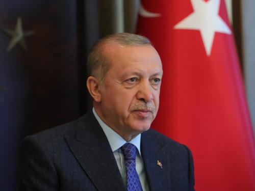 Erdoğa,Cumhurbaşkanlığı Kabinesi toplantısına, Huber Köşkü'nden Yapıldı