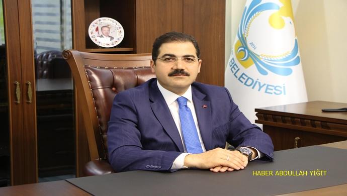 Haliliye Belediye Başkanı Canpolat 'tan  Ramazan Ayı Mesajı