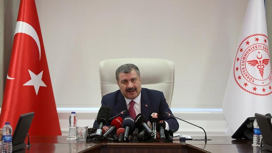 Bakanı Koca: Artık genç hastalarımızı da kaybediyoruz