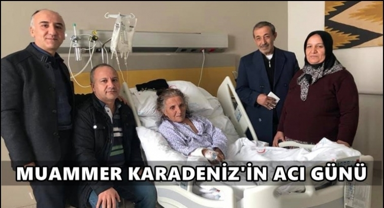 İstanbul Valiliği İl Basın ve Halkla İlişkiler Müdürü Muammer Karadeniz'in annesi Fatma Karadeniz vefat etti.