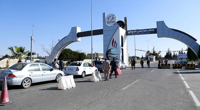 Libya'da UMH güçleri Trablus Havalimanı'na girdi