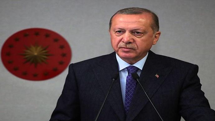 Cumhurbaşkanı Erdoğan,normalleşme planını Açıkladı