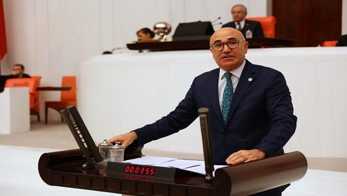 CHP'Lİ TANAL'DAN KDV YÜZDE 1'E DÜŞÜRÜLSÜN TEKLİFİ