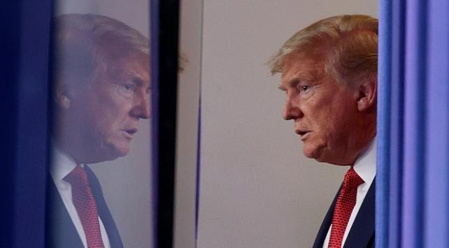 ABD Başkanı Trump, Sığınağa götürüldüğü iddia edildi
