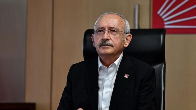 CHP Genel Başkanı Kemal Kılıçdaroğlu, Açıklama yaptı