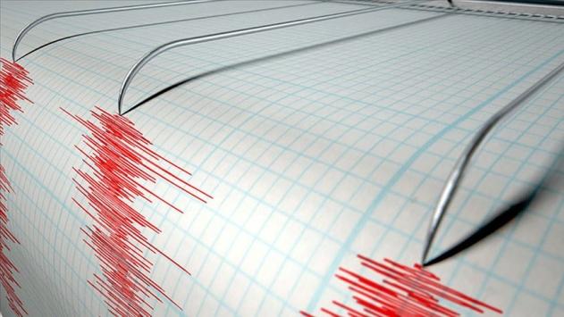 Çorum merkezde 3,9 büyüklüğünde deprem meydana geldi.