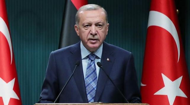 """Erdoğan,""""Libyalı kardeşlerimizi asla darbecilerin ve insafına bırakmayacağız."""""""