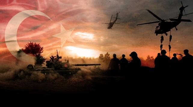 Irak'ın kuzeyinde başlatılan Pençe-Kaplan Operasyonu sürüyor