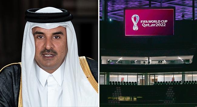 Sani, 2022 FIFA Dünya Kupası'na Ev sahipliği yapacak