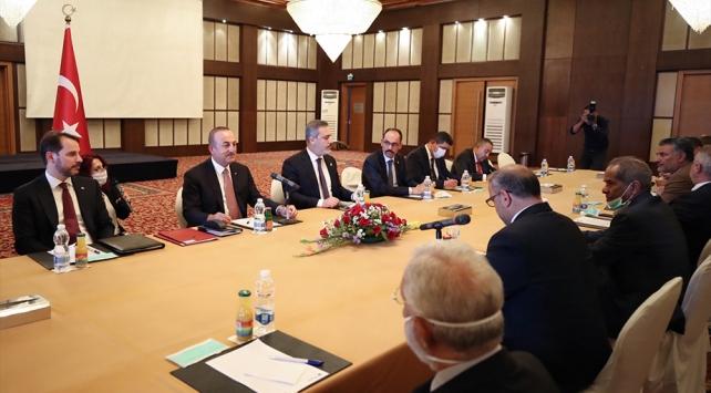 Türkiye'den Libya'ya önemli ziyaret