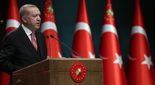 Erdoğan, Uluslararası Göç Filmleri Festivali'nde  konuştu