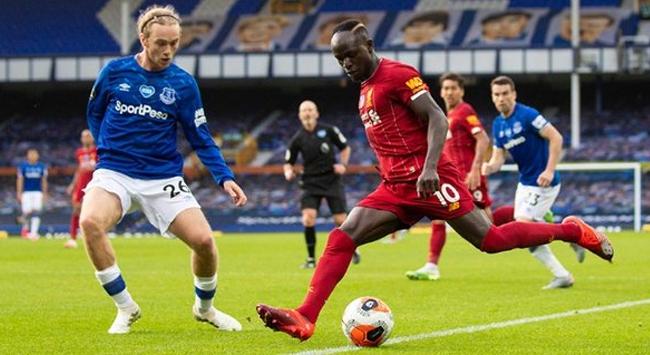 Liverpool, Everton ile 0-0 berabere kaldı