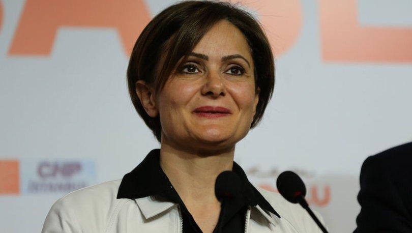Canan Kaftancıoğlu'nun cezası onandı!