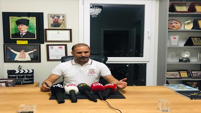 Murat Uygur'dan Babalar Günü Mesajı