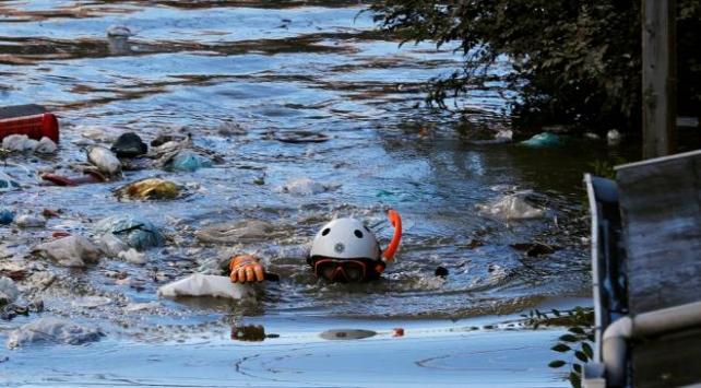 Japonya'da şiddetli yağmur ve taşkında 2 kişi hayatını kaybetti