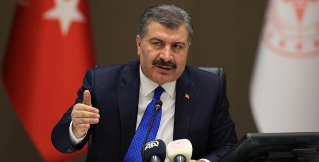 Türkiye'de son 24 saatte 927 yeni vaka tespit edildi