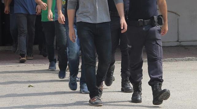 Kütahya'da operasyonda 25 kişi gözaltına alındı