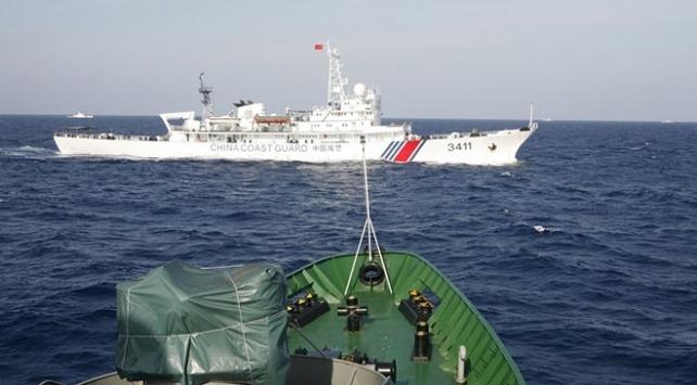 Japonya'dan Çin'e protesto