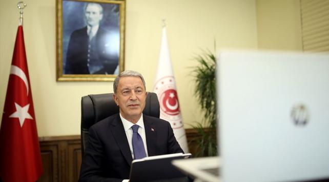 Milli Savunma Bakanı Hulusi Akar, Doğu Akdeniz Açıklaması