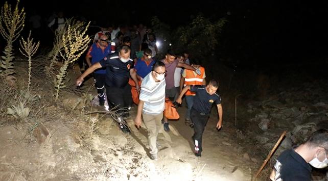 Manisa'da sulama göletine giren kişi boğuldu