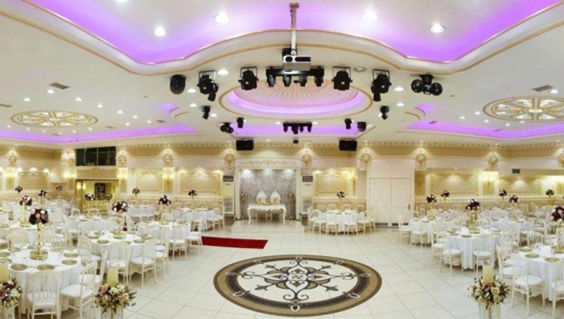 Düğün salonları açıldı mı? İçişleri Bakanlığı düğün salonları genelgesi