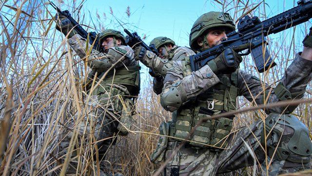 Pençe Kaplan Operasyonunda 8 terörist etkisiz hale getirildi