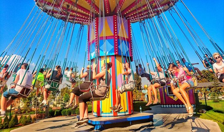 Lunaparklar 6 Temmuz'da açılıyor