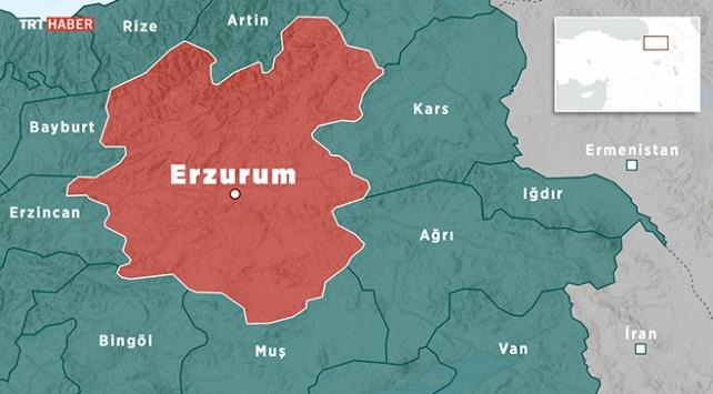 Tortum ilçesinde 3,5 büyüklüğünde deprem