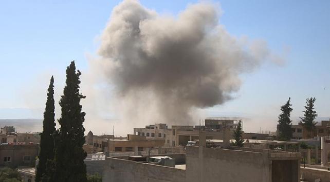 İdlib'e hava saldırıları: 3 ölü