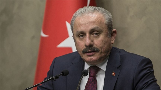 TBMM Başkanı Şentop `tan Ermenistan'a sert tepki