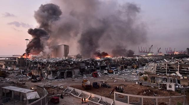 Lübnan'daki patlamada yaralanan Türk vatandaşı 6'ya yükseldi!