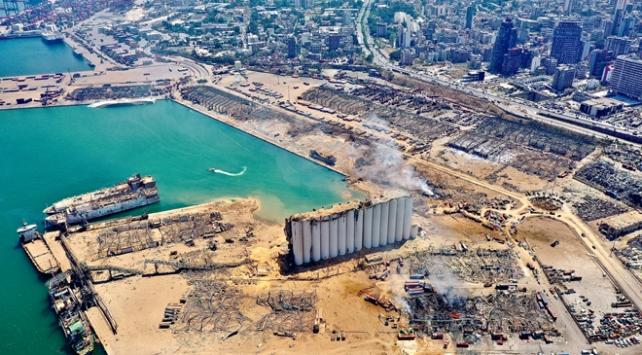 Türkiye iki limanını Lübnan'ın kullanımına açtı