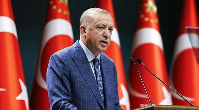 Cumhurbaşkanı Erdoğan'dan şehit Eren Bülbül mesajı