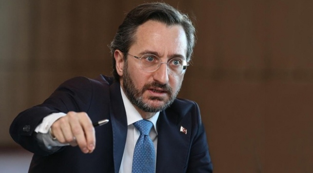 """""""Türkiye, siyasi oyunlara malzeme yapılacak bir ülke asla değildir"""""""