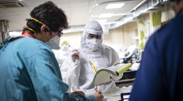 virüsü yenen hasta sayısı 231 bine yaklaştı
