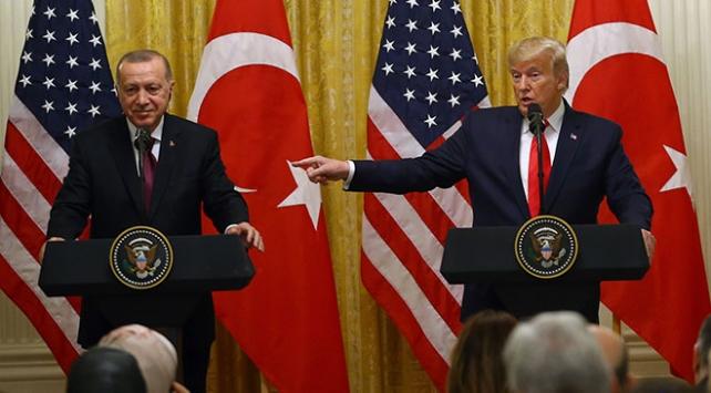 Trump: Erdoğan dünya çapında bir satranç oyuncusu