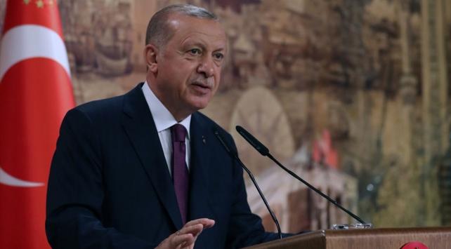 Cumhurbaşkanı Erdoğan: Karadeniz'de doğalgaz keşfettik
