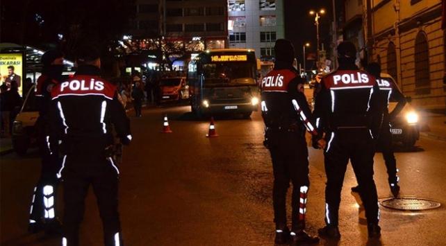 """İstanbul'da """"Yeditepe Huzur 2020"""" uygulaması,225 şüpheli yakalandı"""