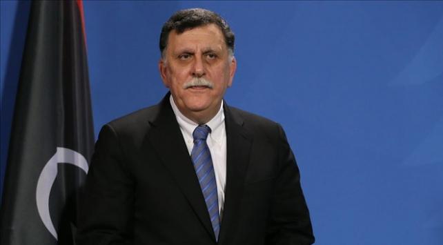Libya Başbakanı Serrac Türkiye'ye teşekkür etti