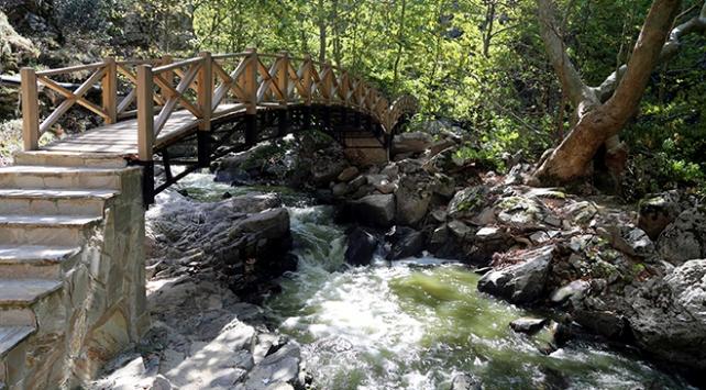 Bursa'da Sadağı Kanyonu 'kesin korunacak hassas alan' ilan edildi