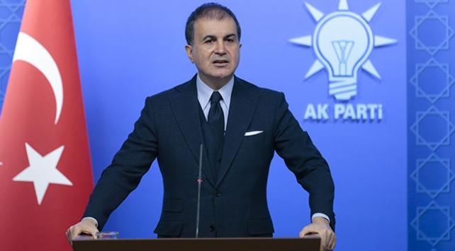 Ömer Çelik: Yunanistan'ın bu adımlarının neticesi ağır başarısızlık olacaktır