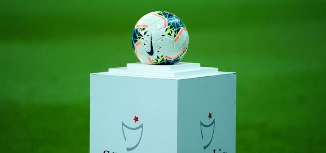 Süper Lig'de 2020-2021 sezonunun ilk 4 haftalık programı açıklandı