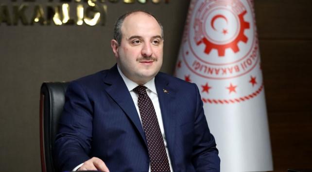 Sanayi ve Teknoloji Bakanı Varank, yazılı açıklamada Bulundu